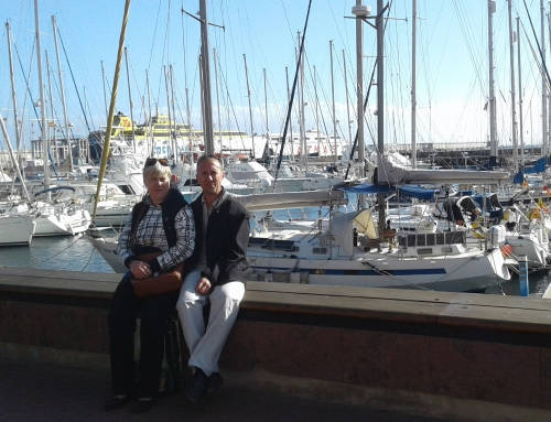 Отзыв семьи Бернштейн об отдыхе на Тенерифе 05.02-19.02.16 (Красноярск)