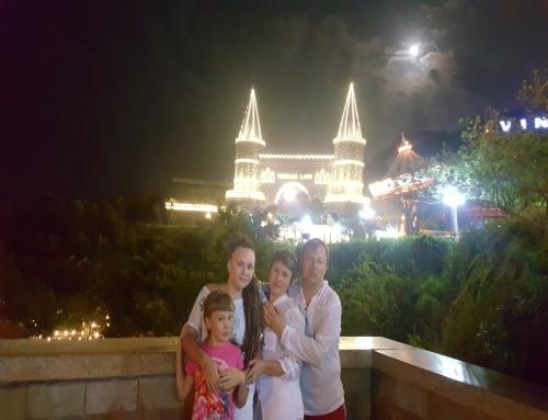 Отзыв семьи Ворошиловых об отдыхе во Вьетнаме 02.02-15.02.16 (Красноярск)