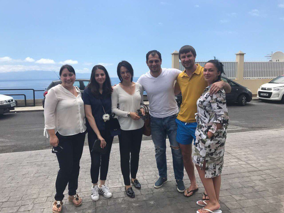 Отзыв семьи Арутунян об отдыхе на о. Тенерифе 19.05 — 26.05.2017 (Красноярск)