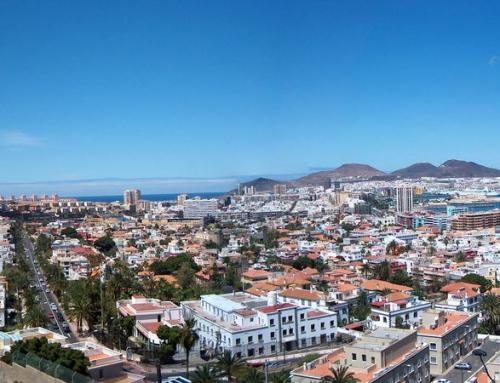 Лас Пальмас Де Гран Канария признали лучшим выбором Европы