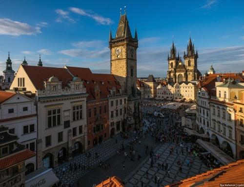 Чехия вводит новое правило по обмену валюты.