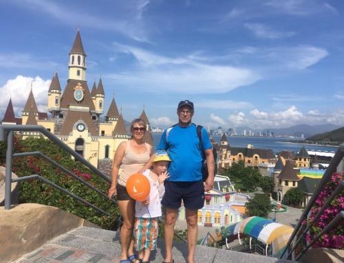 Отзыв семьи Хузнахметовых об отдыхе во Вьетнаме 20.09.18 — 02.10.18 (Красноярск)
