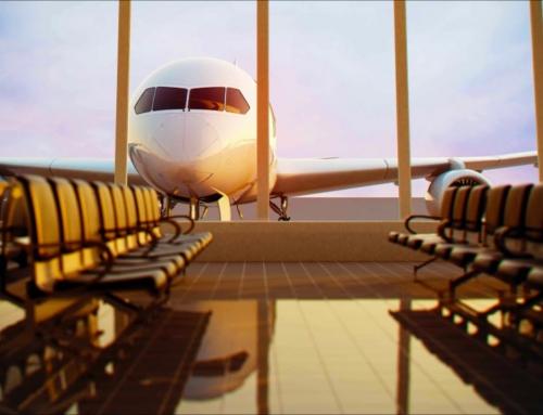 Бумажный посадочный талон за доплату: проход в самолёт будет по смартфону.