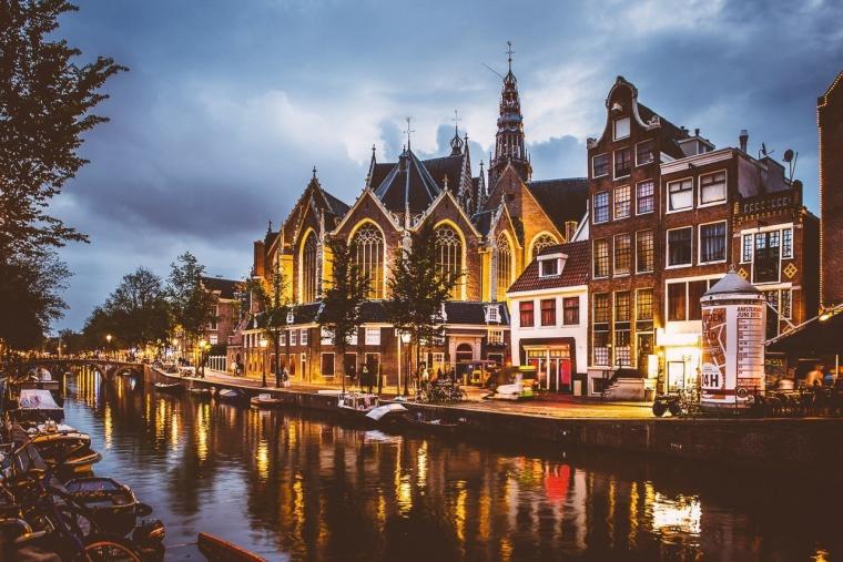 Больше никаких Голландий! Власти Нидерландов меняют имидж страны.