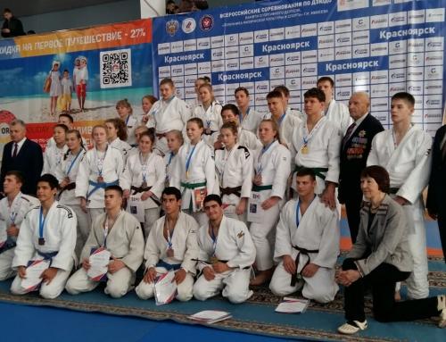 2-3 ноября 2019 года прошли Всероссийские соревнования по дзюдо памяти Г.И. Михеева