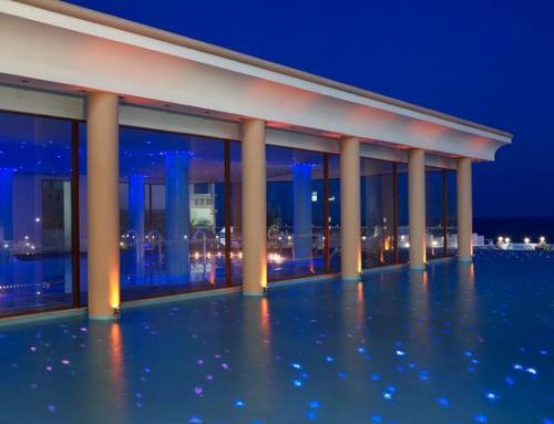 Топ-3 лучших SPA-отелей в Греции